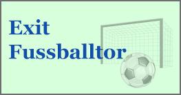 Das neue Exit Fussballtor