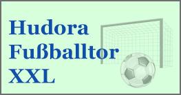 Hudora Fußballtor XXL