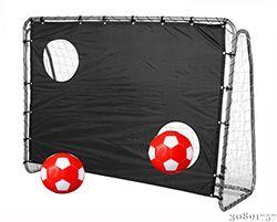 Fussballtor Test
